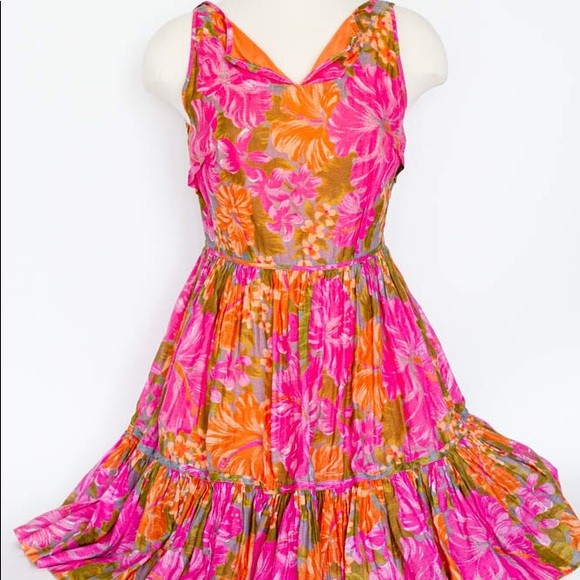 Tracy Feith Dresses & Skirts - Vintage floral dress